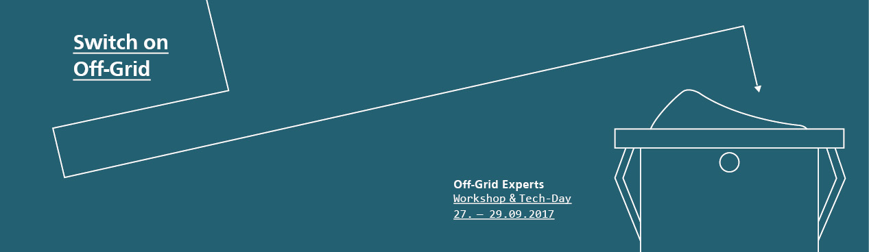 Off-Grid Experts Workshop 2017