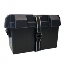 Battery Box HM318BK-PLT Black