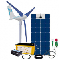 Hybrid Kit Sun Wind Three 540W/12V