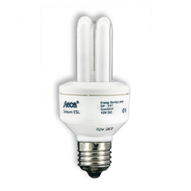 Energy Saving Compact Lamp Steca Solsum ESL 7 (White)