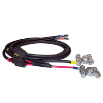 Battery Cable With 30A Fuse 1,5M