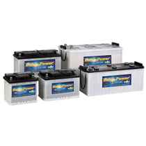 Battery Intact Solar-Power 125 GUG