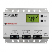 Solar Charge Controller MPPT Western Wmarine10