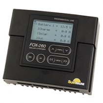 Solar Charge Controller Sunware FOX-360