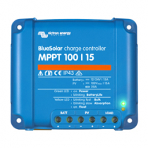 Solar Charge Controller MPPT Victron Bluesolar MPPT 100/15