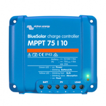 Solar Charge Controller MPPT Victron Smartsolar 75/10