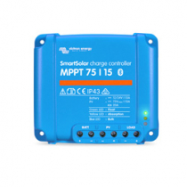 Solar Charge Controller MPPT Victron Smartsolar 75/15