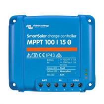 Solar Charge Controller MPPT Victron Smartsolar 100/15