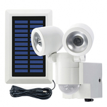 Solar LED Spot Duo LPL White