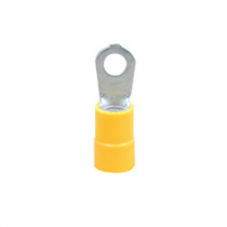 Insulated Ring Terminal 4.0-6.0Mm² HR5M6 (100-Pack)