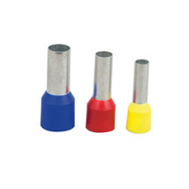Insulated Wire End 25Mm² HAE250 (50-Pack) Yellow