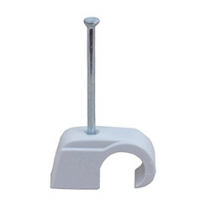Adhesive Clip With Nail HHC711 (100-Pack)