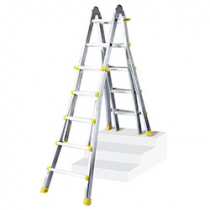 Multi-Purpose Ladder Aluminium 4 X 3 Rungs