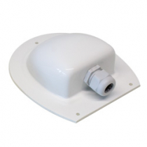Roof Duct Water Tight One White