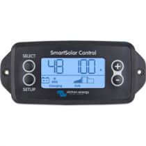 Display Victron Smartsolar