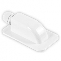 Roof Duct Water Proof One White