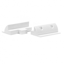 Connection Profile Smart Mount Solid White