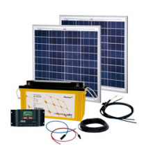 Energy Generation Kit Solar Rise 100W | 12V