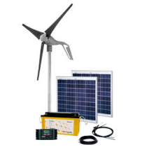 Energy Generation Kit Solar Rise Three 2.0 100W/160W/12V