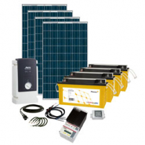 Energy Generation Kit Solar Rise Seven 1Kw/24V