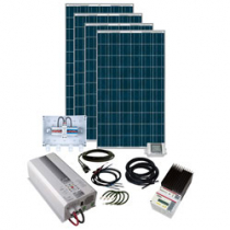 Energy Generation Kit Solar Rise Eight X 2Kw/48V