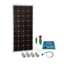 Caravan Kit Base Camp Easy MPPT Bluesolar 100W | 12V