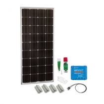 Caravan Kit Base Camp Easy MPPT Smartsolar 100W | 12V