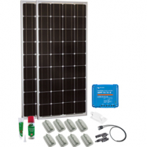 Caravan Kit Base Camp Easy MPPT Smartsolar 200