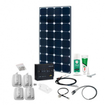 SPR Caravan Kit Solar Peak FOX20 120W | 12V